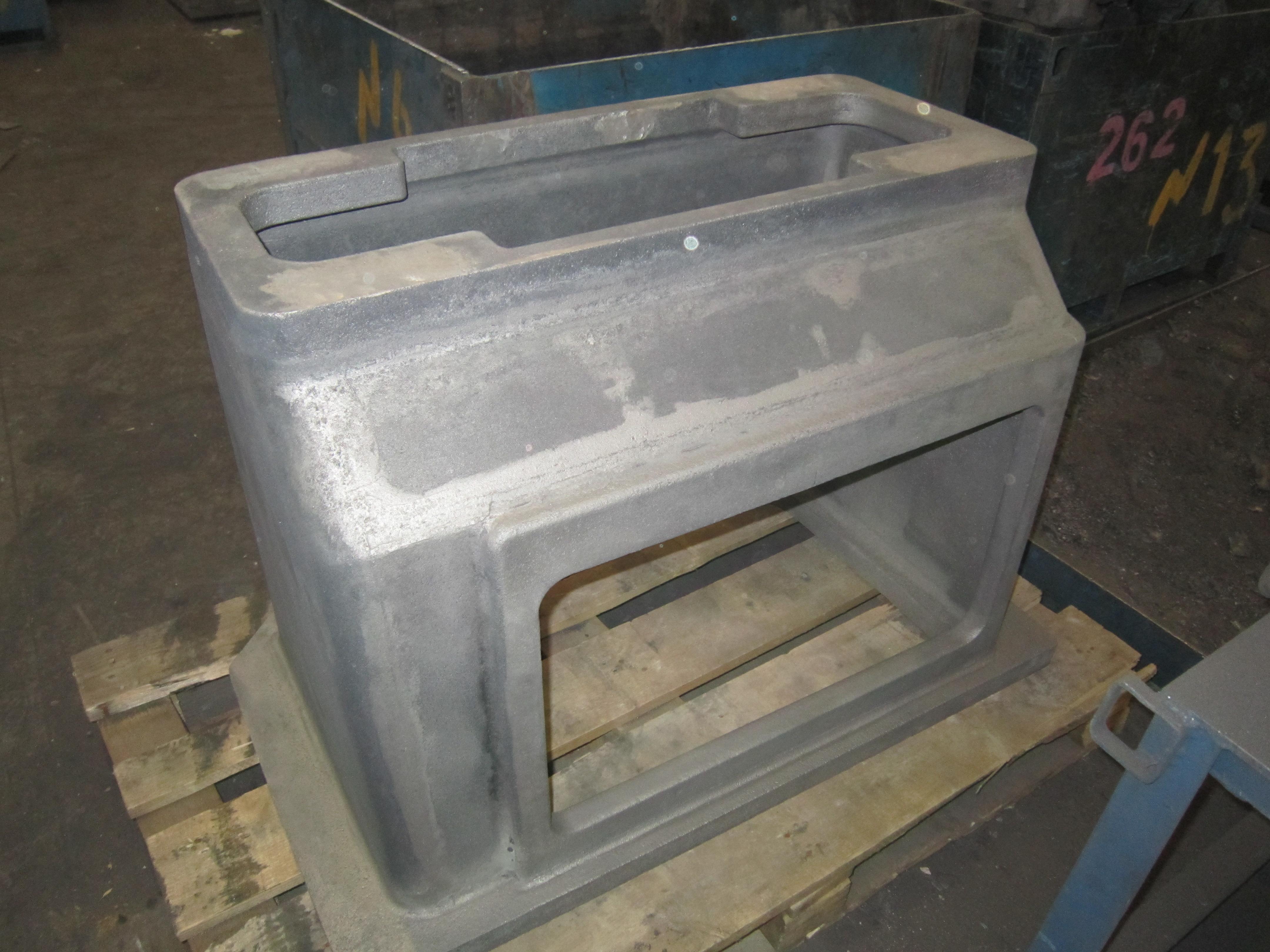 Основание1. СЧ20. 250 кг